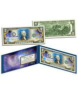 LIBRA * Horoscope Zodiac * Genuine Legal Tender Colorized U.S. $2 Bill - £10.65 GBP