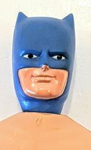 """Vintage 1974 Mego Batman Type 2 WGSH 8"""" Action Figure Good Used Condition - $45.00"""