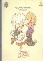 Vintage 1981Gloria and Pat Present Precious Moments cross stitch booklet - $10.00