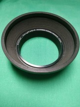 Vivitar 49mm Collapsible Rubber Lens Shade - $8.88