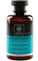 Apivita Propoline Shampoo For Oily Hair And Scalp With Rosemary & Propol... - $19.22