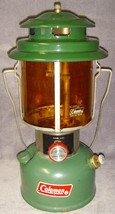 Vintage•1974•Coleman•Model 220H•Amber Glass•Excellent•Clean•Preowned•Ver... - $89.99