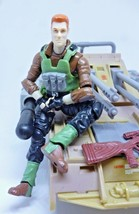 Gi joe Action Force Panther Tank Missiles and figure Rise of the Cobra H... - $26.18