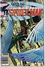 Web of Spider-Man #3 ORIGINAL Vintage 1985 Marvel Comic Book Vulture - $9.89