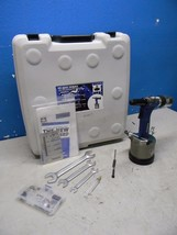 "Rivet King Pneumatic Rivet Tool Riveter 3/16"" to 1/4"" RK-8000LS REPAIR - $699.99"