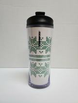STARBUCKS Tumbler Double Wall 16 oz Plastic Travel Mug - $9.89