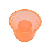 Orange 1 oz Inner and 2 3/4 oz Outer Blasters/Case of 500 - $103.45