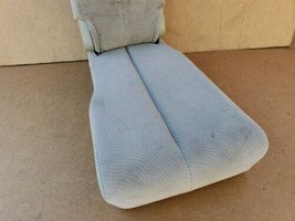 11-18 Sienna Plus One 2nd Row Center Middle Jump Seat Fabric Cloth image 2