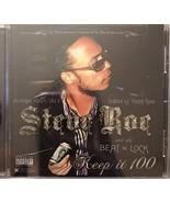 Keep It 100 [Audio CD] Steve Roc - $75.23
