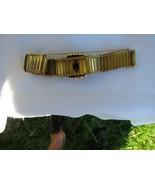 Antique Victorian 15 kt .Gold Garnet Bracelet  C.1860 - $1,930.50