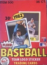 1982 Fleer Base Set Singles (You Pick Your Card) #2 - #99 - $0.99