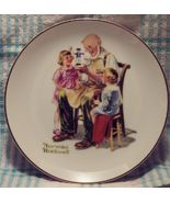 1984 Norman Rockwell Museum The Toymaker Collector Plate  - $10.00