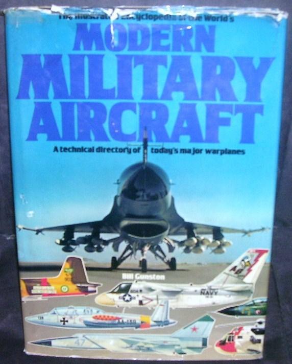 Modern military aircraft book
