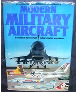 The Encyclopedia of MODERN MILITARY AIRCRAFT Book 1978 HC DJ - $9.96