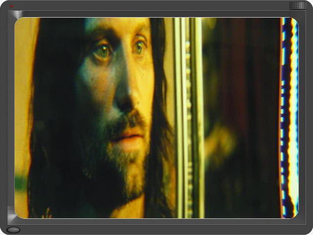Lord of the Rings 35mm film cell transparency Viggo slide 2