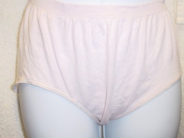 Jockey Seamfree Panty 8/XLarge Pink SP-Slightly Imperfect NWOT - $11.99