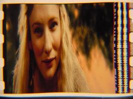 Lord of the Rings 35mm film cell transparency LOTR Slide 26 - $2.00