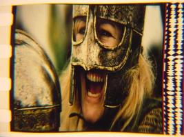 Lord of the Rings 35mm film cell transparency LOTR Slide 22 - $4.00