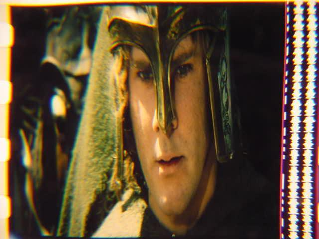 Lord of the Rings 35mm film cell transparency LOTR Slide 13