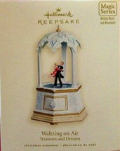 Hallmark Keepsake Ornament Treasures and Dreams Waltzing on Air 2007 - $19.99