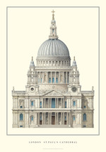 London, St. Paul's Cathedral-204 Poster - $42.08