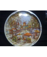 TRAY - Daher Decorated Ware Tin Serving Tray - $10.00