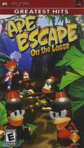 Ape Escape On The Loose PSP [Sony PSP] - $11.92