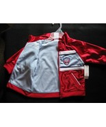 Jacket And Pants Reversible Sports Outfit-Boys-Red-12 Mos. - $16.00