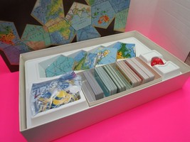 Vintage 1987 National Geographic Global Pursuit Game For Whole Family Co... - $19.95
