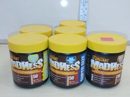 New Mutant Madness Pre Workout 50 servings 375g 13.2 OZ Pre-Workout Powd... - $19.00