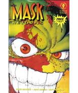 The Mask Returns Comic Book #4 Dark Horse Comics 1993 NEAR MINT NEW UNREAD - $4.99
