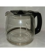 Black and Decker 12 Cup Coffee Pot Carafe For Drip Coffee Pot Used Good  - $14.99