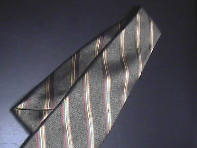 Jos A Bank Signature Collection Neck Tie Greens Golds Made in Italy