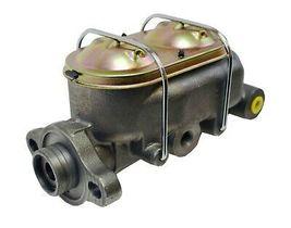 "Universal Cast Iron Master Cylinder, 1-1/8"" Bore, GM Universal Style / Corvette image 3"