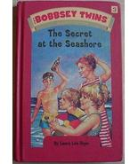 BOBBSEY TWINS #3 SECRET AT THE SEASHORE Classic... - $2.00