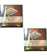 Black Diamond Guitar Strings 2-Pack Acoustic Light Brass Wound 12-53 - $16.46