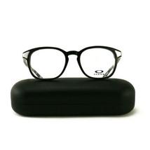 Oakley Black Mosaic  Eyeglasses OX1107-01 Demo Lens 48 16 138 - $79.80