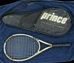Prince TT Triple Threat RIP Oversize 115 OS Power Level 1200  4 1/2 Grip... - $69.99
