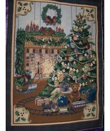 """Home for Christmas"" Tapestry Wall Hanging - $49.00"