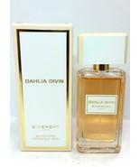 Givenchy Dahlia Divin Eau de Parfum Spray Perfume 30ml 1 floz  - $57.75