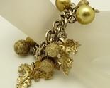 Leaf charm bracelet 5 thumb155 crop
