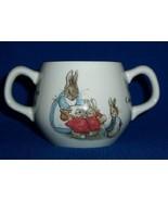 Wedgwood Beatrix Potter Peter Rabbit Handle Cup England - $19.50