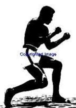 Mohammad ALI-NEW Release! Mounted Rubber Stamp - $8.00