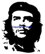 CHE GUEVARA-NEW RELEASE! NEW mounted rubber stamp - $7.65