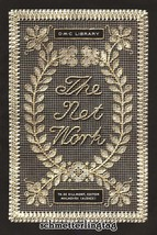 1910 Victorian Edwardian Net Work Book DMC Netted Lace Patterns DIY Lacemaker - $13.69