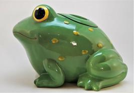 Froggy Cookie Jar - $29.99