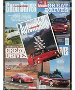 5 Automobile GREAT DRIVES Special Edition magazines Chrysler Dodge Jeep ... - $9.00