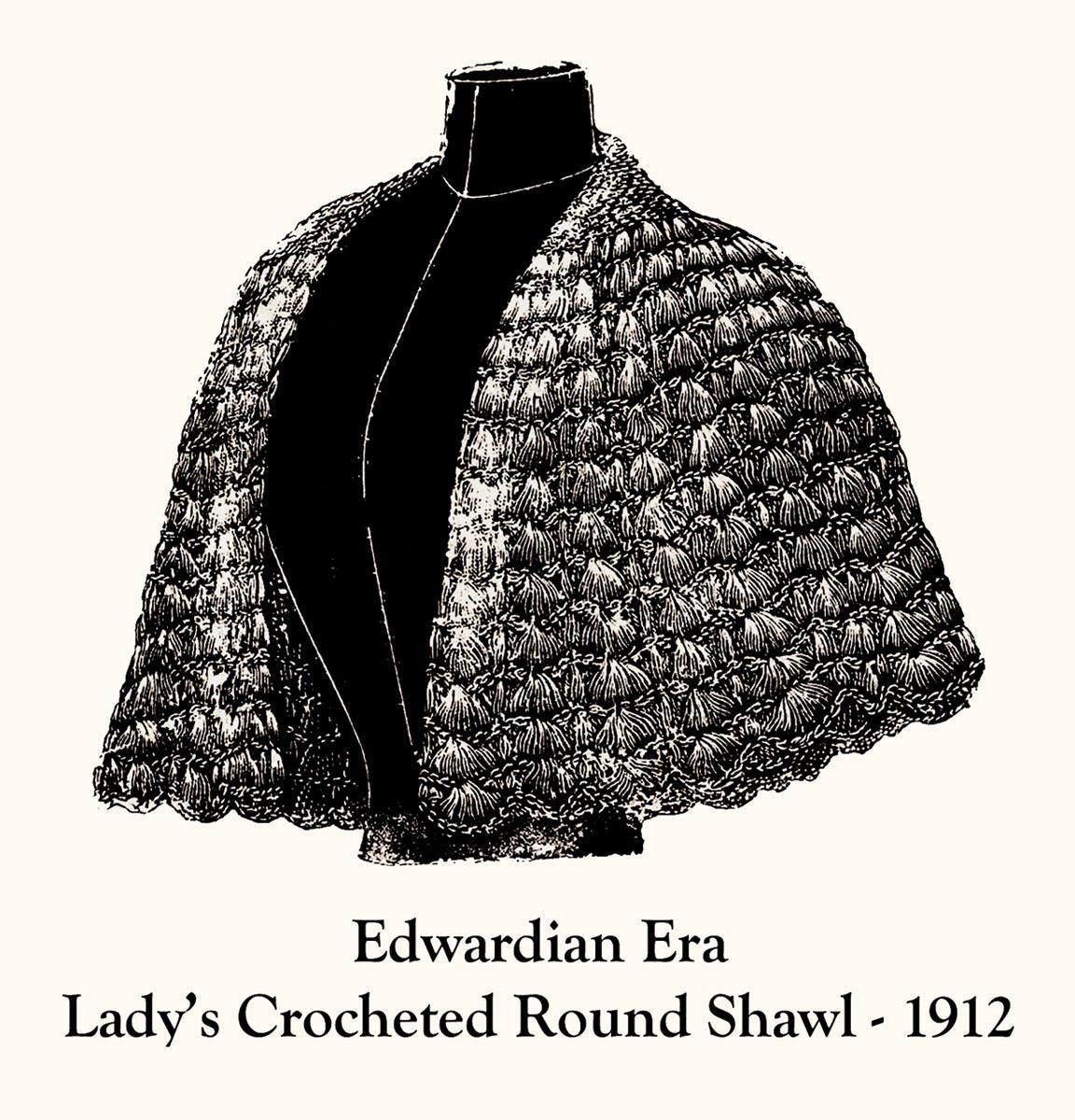 Dakota Prairie Treasures Crochet Pattern (1910s): 14 listings