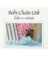 Crochet Pattern BABY CHAIN LINK MILE-A-MINUTE! JAO Pattern! - $4.99