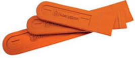 "Large Chainsaw Guide Bar Cover / Scabbard 21"" Husqvarna Stihl Dolmar Universal - $15.98"